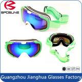 De nieuwe Sport Eyewear van de Sneeuw van de Beschermende brillen van de Ski van PC van de Winter van Mens van de Aankomst Wind