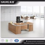 Mesa / mesa de mesa executiva executiva de mesa de noz clara