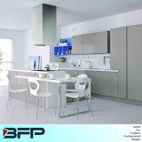 Fantastische Küche-Möbel-hohe Glanzfarbe-Wohnzimmer-Möbel mit Quarz Benchtop