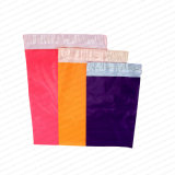 ブティックカラー紫色の多郵便利用者袋