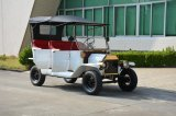Rariro 튼튼한 5kw 고대 모형 T 쿠페형 자동차 전기 여행자 차