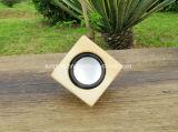 Altofalante móvel portátil de madeira da alta qualidade mini
