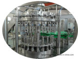 3en1 automáticas de bebidas gaseosas Bebidas Máquina de llenado para la botella de cristal