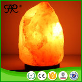 Естественный Himalayan светильник соли, светильник утеса соли с шариками галоида