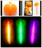 Halloweenシリーズ棒-白熱カボチャ棒