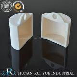 99%/95%Alumina di ceramica progettano il crogiolo per il cliente di ceramica di lucidatura dell'allumina del cilindro