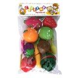 Hot Kids Pretend Play Toys Cutting Fruit Set Kitchen Toy (H3119201)