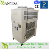 Luft abgekühlter niedrige Temperatur-Wasser-Kühler mit Rolle oder Kolben-Kompressor