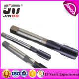 Tungsten Carbide 3mm Spiral Flute Aluminum Tap Extrusion Threading Tools