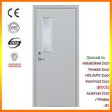 Porta de incêndio à prova de fogo do aço/metal da porta com a porta de aço certificada BS/Ce