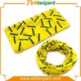 Bandana multifonctionnel fait sur commande de polyester avec le logo
