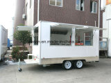 3.9 Longue restauration mobile Van de nourriture de M