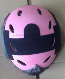 Casque protecteur rapide tactique de chemin de combat réglable de faisceau d'OPS pour la couleur de Bk d'activités de Paintball