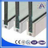 Espulsioni della finestra di alluminio per il rivestimento e l'anodizzazione della polvere