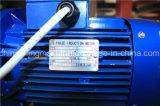El PLC controla la maquinaria de relleno embotelladoa del agua pura mineral con Ce
