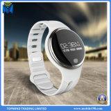 卸し業者の防水スマートな腕時計E07の心拍数のスマートなブレスレット