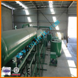 Alta macchina di rigenerazione dell'olio residuo di decolorazione dell'olio per motori di profitto