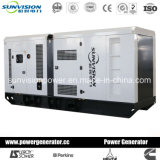 conjunto de generador industrial 60Hz con el motor 176kVA de Perkins