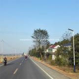 Indicatori luminosi esterni solari di illuminazione stradale degli indicatori luminosi di via del LED LED