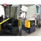 Plastik blockt Zerkleinerungsmaschine/kleine Zerkleinerungsmaschine