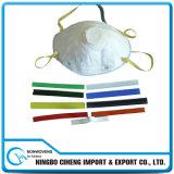 Металл и пластичный двойной мост носа провода для складывая маски
