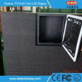 P10 Accesse dianteira exterior painel do ecrã LED
