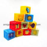 Baby-Spiel-Bad-Spielzeug stellte in Kunststoff ein