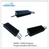 driver corrente 500W~720W/costante costante programmabile esterno di tensione LED