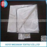 Обычный цветной печати белого полиэстера подушка крышка для продажи