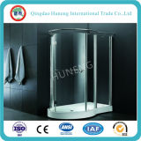 Cabina del sitio de ducha del cuarto de baño/sitio de ducha de cristal completos