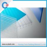 strati della cavità del policarbonato di 6mm 8mm per il lucernario del tetto della serra