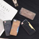 Handy-Fall PU-lederner Kasten für iPhone