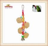 Естественно деревянные игрушки любимчика/игрушка птицы (KBB006)