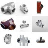 Pipe Fitting Alloy Steel Tee