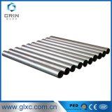 tubo saldato 304 316L dell'acciaio inossidabile con la certificazione del PED ISO9001