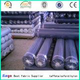 PVC recubierto 600d Impermeable Nylon Oxford tela con alta calidad