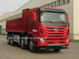 ヒュンダイ410の販売のための440HP Powertecエンジンが付いている新しいヒュンダイ8X4のダンプトラック