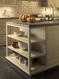 ホーム家具のカシの純木の食器棚の製造業者