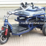 """trotinette"" elétrico de 3-Wheel Folable para Handicapped"