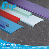 Drucken-akustisches Metallfalsche Decke für u-Streifen-Decke