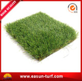 Preço artificial Anti-UV da grama de tapete da falsificação da grama