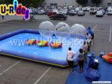 Piscine gonflable de 10 m pour 10 bateaux