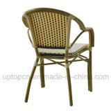 Estrutura de alumínio por atacado com cadeira de Rattan Rattan (SP-OC445)