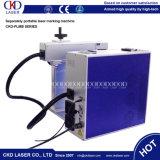 Отдельно малая портативная машина маркировки лазера волокна для металла металла Non