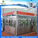 Monoblock 식용수 충전물 기계