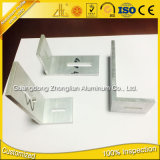 La fábrica suministra perfil de aluminio anodizado 6063 T5 del aluminio de la V-Ranura