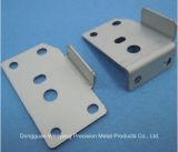 Hohe Präzisions-Metalteile mit Farben-Zink-Edelstahl