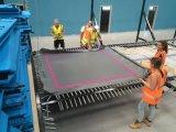 2017 ha personalizzato i grandi trampolini dell'interno con il pozzo della gomma piuma da vendere