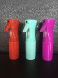 Botella plástica del rociador del disparador, animal doméstico de la botella del aerosol de perfume de la niebla