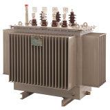 Transformator in drie stadia 10/0.4kv